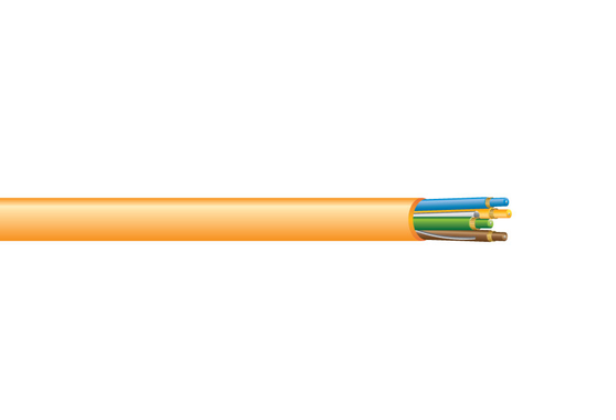 Crestron Fiber Optic Cable 8G, 50/125x4