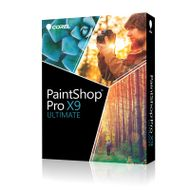 PaintShop Pro X9 Ultimate Mini-Box