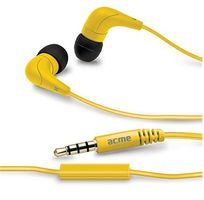 ACME ACME HE15Y Groovy in-ear Headset gul (114722)