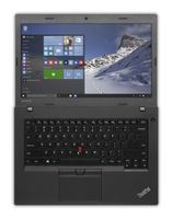 TP L460 i7-6600U 3.4GHz FHD (1920x1080)/  35.5 cm (14)/ 8 GB RAM/ Intel Core i7-6600U (4M Cache, up to 3.40 GHz)/ Win 10 Pro 32-Bit/ Intel HD Graphics 520/ 256 GB SSD GB HDD/ DVD±RW DL/ Bluetooth 4.1/
