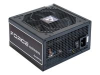 Force 500W PSU ATX 12V 2.3,12cm Fan, 85%