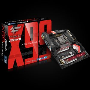 ASROCK Fatal1ty X99 Professional Gaming i7 (X99 Professional Gaming i7)