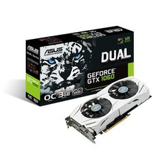 ASUS GeForce GTX1060 3GB