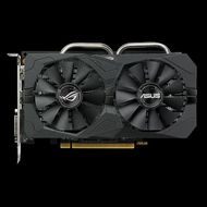 Radeon RX 460 ROG Strix Gaming Skjermkort,  PCI-Express 3.0, 4GB GDDR5, DL-DVI-D, HDMI, DP, OC-version