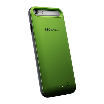 Powercase for iPhone 6/6s 3100 mAh green