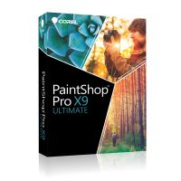 Paintshop Pro X9 Ultimate dt. Minibox