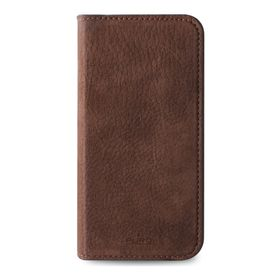 iPhone 6 Detachable Portfolio Case Leather 3slot DrkBrw - qty 1