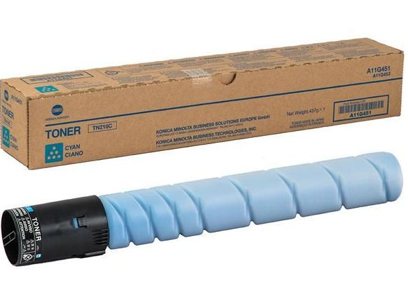 Cyan Toner Cartridge TN-221C