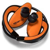 Sportpods schwarz/ orange