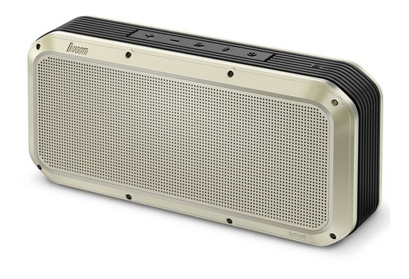 VOOMBOX-Party,  Bluetooth-högtalare,  NFC, IP44, guld