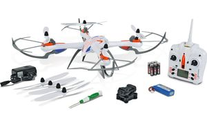 Quadcopter 550 SPY 2,4 Ghz, RTF