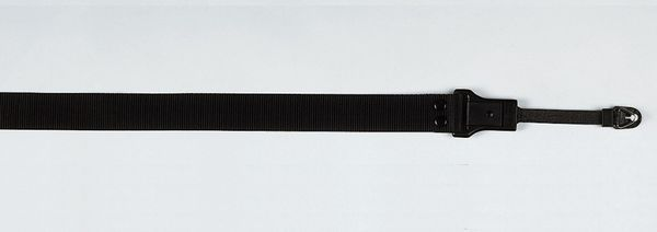 Carrying Strap black with slip prevention