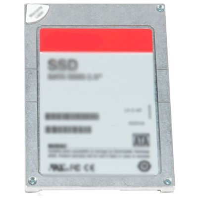 Dell 3_84TB SSD SAS Read Intensive MLC 12Gbps 2_5in Hot-plug Drive_ PX04SR_ CusKit