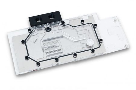 EK Water Blocks EK-FC980 GTX Ti WF3 - Nickel (3831109830918)
