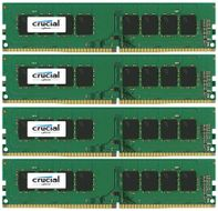 16GB KIT (4GBX4) DDR4 2400 MT/S PC4-19200CL17SRX8ECC UNB DIMM288 MEM