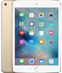 APPLE IPAD MINI 4 WI-FI CELLULAR 128GB GOLD APPLE SIM             IN SYST (MK8F2FD/A)
