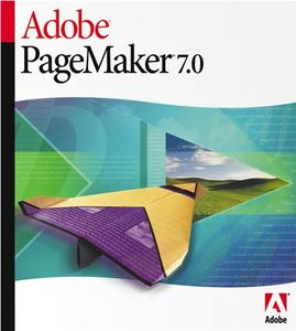 ADOBE PageMaker 7.2 Mac Dan CD (17530432)