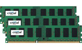 48GB KIT (16GBX) DDR3 1600 MT/S PC3-12800) VLP ECC UDIMM 240P MEM
