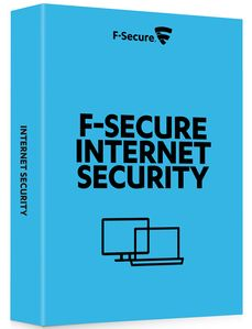 F-SECURE Internet Security 2014 1y 1PC (FCIPBR1N001NC)