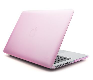 Protective Case pink for 13  MacBook Pro Retina 2015