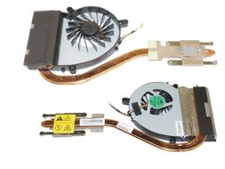 HEATSINK ASSY FAN AND PADS)