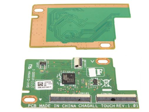 SUB BOARD, TOUCHPANEL