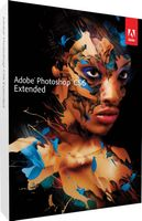 PHOTOSHOP EXTENDED CS6 V13 CLPE DVD SET HU