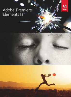 PREMIERE ELEMENTS V11 CLPE DVD SET SP