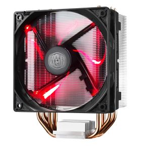 Cooler Master Hyper 212 LED CPU-Cooler Universal Tower 4 CDC heatpipes 120mm 600-1600RPM PWM fan (RR-212L-16PR-R1)
