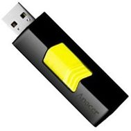 USB Flash Drive 8GB AH332 USB2.0 Bright Yellow