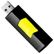 APACER USB Flash Drive 8GB AH332 USB2.0 Bright Yellow