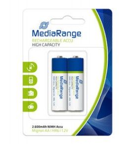 Batterie Rechargeable Accu Micro AA HR06 1,2V 2s