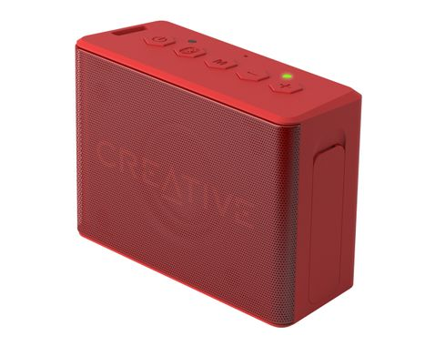 MUVO 2C BLUETOOTH SPEAKER RED
