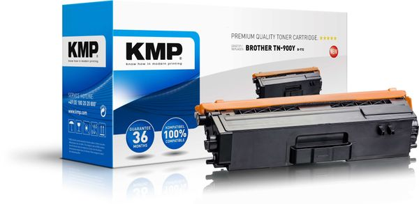Toner Brother TN900Y comp. yellow B-T72