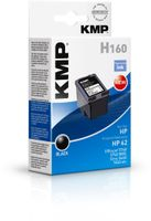H160 ink cartridge black compatible with HP C2P04AE No 62