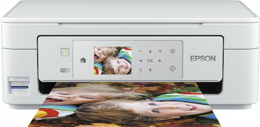 Expression Home XP-445, Multifunktionsdrucker 5760x1440 Pixel A4, A5, A6, B5, 10x15 cm, CD/DVD, C5, Legal, C6, 13x18 cm, DL (DIN-Lang),  20x25 cm 1x USB 2.0 Multifunktionsdrucker