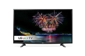 "LG 43"" LED TV 43LH510V Full-HD,  50Hz, Triple XD Engine, 1xHDMI, 1xUSB (43LH510V/EU)"