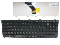 Keyboard (RUSSIAN)/ (US) Black