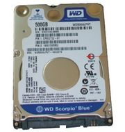 HDD 500GB SATA2-5 5 4K/WD 7mm