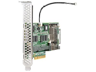 Hewlett Packard Enterprise Smart Array P440/2GB FBWC 12Gb 1-port Int SAS Controller (820834-B21)
