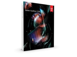 AUDITION CS6 V5 CLPE DVD SET SP