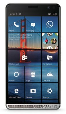 ELITE X3 3-IN-1 SD820 64GB 4GB 5.96IN W10MOBILE ND