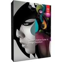 CS6 ADOBE DESIGN STD V6 CLPE DVD SET SP