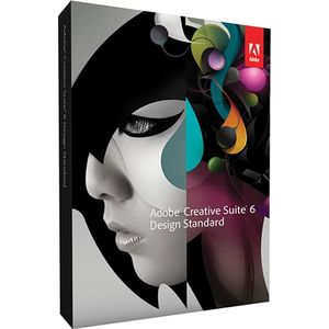 ADOBE CS6 ADOBE DESIGN STD V6 CLPE DVD SET HU (65163449AB00A00)