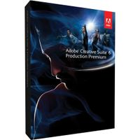CS6 PRODUCTION PREMIUM V6 CLPE DVD SET SP
