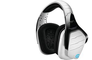 G933 ARTEMIS SPECTR WRLS GAMING HEADSET WHITE-2.4GHZ-EMEA-SNOW IN