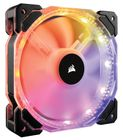 CORSAIR HD120 RGB LED FAN 3-PACK WITH CONTROLLER CPNT