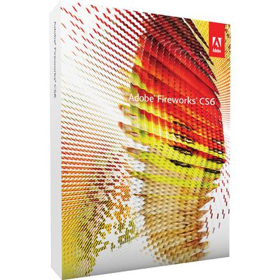 FIREWORKS CS6 V12 CLPE DVD SET SP