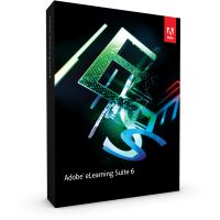 ADOBE ELEARNING SUITE V6.1 CLPE DVD SET SP (65205930AB00A00)