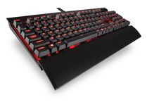 CORSAIR Gaming Keyboard K70 LUX Red LED Cherry MX Red